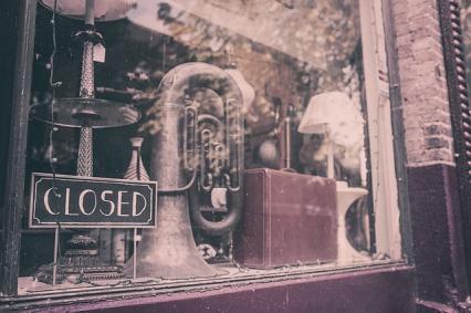 Zdjęcie główne #1391 - Sygnały świadczące o tym, że pora pomyśleć o zamknięciu firmy